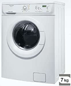 Electrolux EWH 127310 W Independiente Carga frontal 7kg 1200RPM A-20% Color blanco - Lavadora (Independiente, Carga frontal, A-20%, A, B, Color blanco)