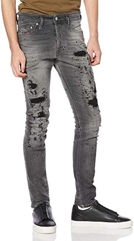 Diesel Tepphar 084NH Męskie Jeans: Odzież