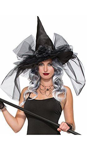 Fancy Witch Hats (Witch Hat Fancy Deluxe)