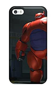 New Snap-on TurnerFisher Skin Case Cover Compatible With Iphone 6 4.7- Big Hero 6