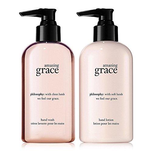 Philosophy Grace Amazing Set (Philosophy Amazing Grace Hand Duo, 8 ounce)