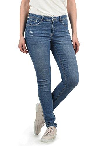 Light Blue BlendShe nbsp; nbsp; Da elasticizzato Denim Donna Jeans Boyfriend Pantaloni Adriana 29030 Denim 6xwqp6vP