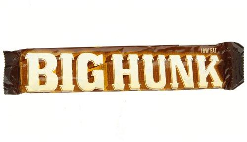 Big Hunk Rocky Road candy , 2 oz