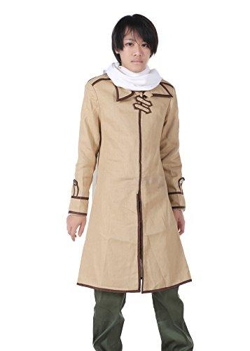 "ICEMPs Hetalia Axis Powers Russia ""Ivan Braginski"" Uniform 1st Version Set 3XL"