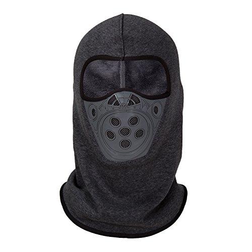 Balaclava Ski Mask Premium Full Face Windproof Ski Mask Motorcycle Neck Warmer Mask Winter Anti-dust Balaclava...