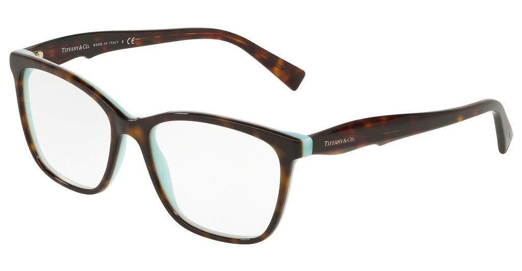 Eyeglasses Tiffany TF 2175 F 8134 HAVANA/BLUE by Tiffany