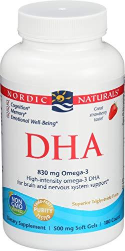 Nordic Naturals DHA Omega-3