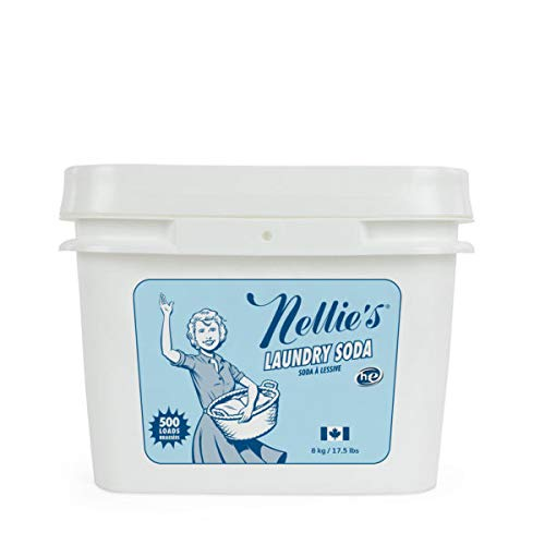 Nellie's Laundry Soda - 500 Load Bucket by Nellie's
