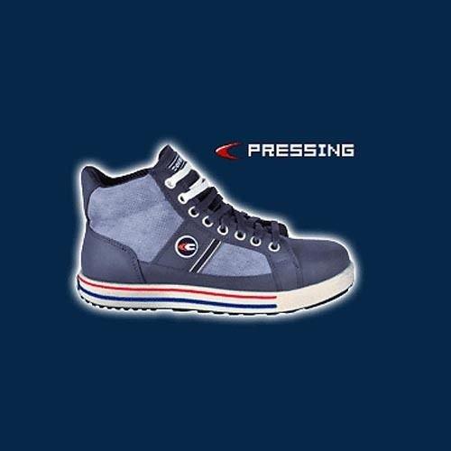 Cofra 35060-002.W41 Pressing S3 SRC Chaussures de sécurité Taille 41 Bleu