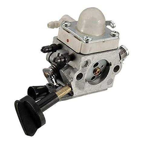 RENCALO Carburador Carb C1M-S260B para soplador STIHL BG56C ...