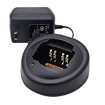 SODIAL para Motorola CB Radio gp328 Adaptador Cargador de bateria de Escritorio gp320 gp338 gp340 gp360 gp380 gp240 gp280 gp329 gp540 intercom Enchufe ...