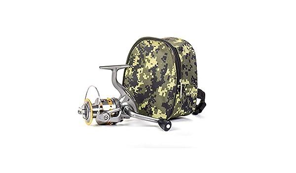 Bolsa de Carrete de Pesca Oxford portátil de Tela Impermeable ...