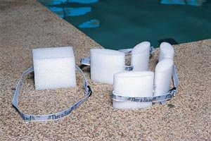 Hygenic/Theraband 40142 Aquatic Products Young Adult Swim Belt with Buoyancy Foam (Pack of 12)