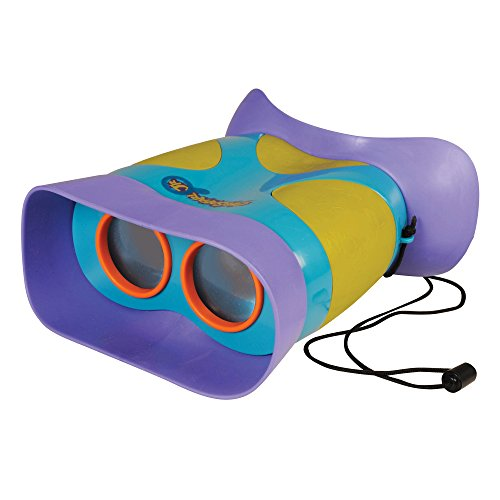 Educational Insights GeoSafari Jr. Kidnoculars: Kids Binoculars - Perfect for Preschool Science]()