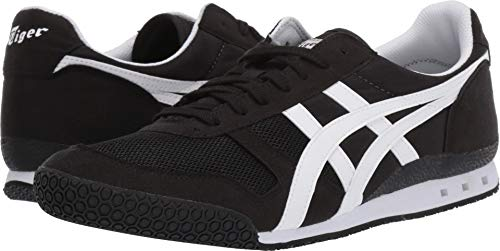 (Onitsuka Tiger by Asics Unisex Ultimate 81¿ Black/White 2 11 M US)