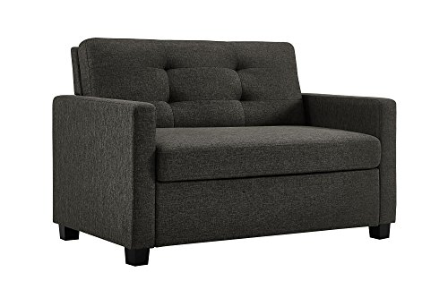 Signature Sleep Devon Sofa Sleeper Bed, Pull Out Couch Design, Includes  Premium CertiPUR