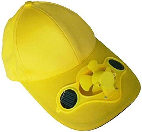 AIAIⓇ Fan The Hat Gorra de Camping de Viaje Ventilador de Clima ...