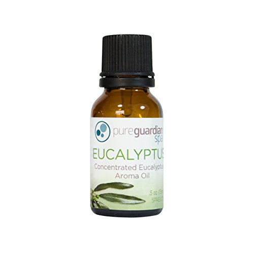 PureGuardian Spa Concentrated Eucalyptus Aroma Oil Clear SPAEUC15
