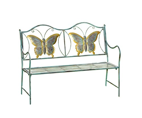 Home and Garden HGC Junior Butterfly Kids Park Bench