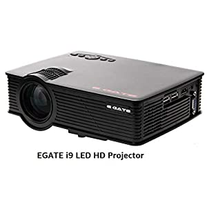 Best EGATE i9 LED HD Projector (Black) HD 1920 x 1080 – 120-inch Display in India