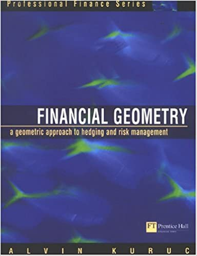 Financial Geometry: Geometric Approach to Hedging and Risk Management (Professional Finance Series)