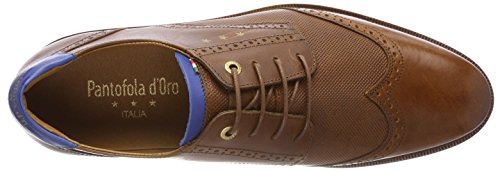 Braun Rubicon Basses D'or Soulier Homme Herren Baskets qSWYB