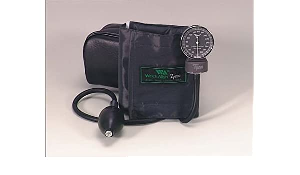 Bolsillo Welch Allyn clásico tensiómetro aneroide modelo # 5090 - 02: Amazon.es: Salud y cuidado personal