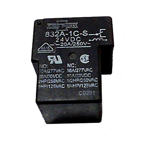 Relais circuit imprim/é 24V 30A