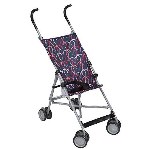 Umbrella Stroller Blue/Multi/Chalkboard Hearts