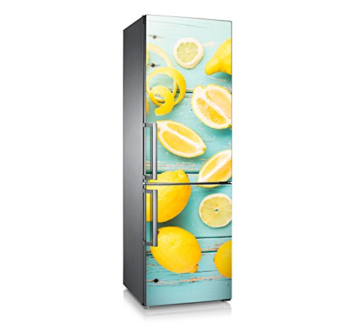 Vinilo para nevera | Stickers Fridge | Pegatina Frigo | Lemon ...