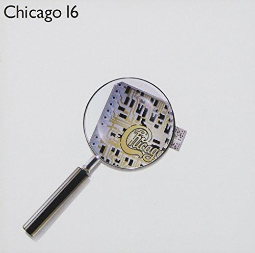 CD : Chicago - Chicago 16 (Bonus Tracks, Remastered)