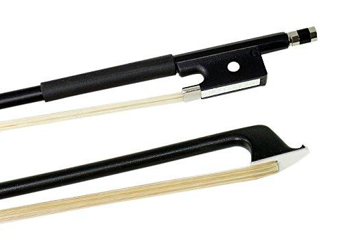 Glasser 201H1/2 Fiberglass Violin Bow, 1/2