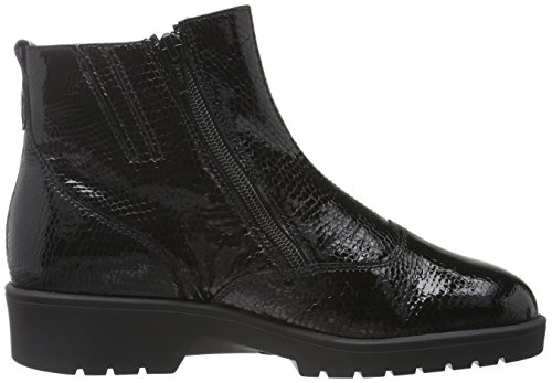 Ganter Ellen, Weite G, Women's Warm-Lined Short-Shaft Boots and Bootees Black (Schwarz 0100)