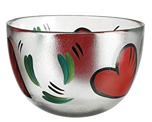 Amazon.com: Kosta Boda Hearts Large Bowl: Decorative Bowls