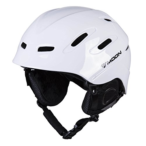 SUNVP Warm Unisex Adult Snowboard Snow Sports Ultralight - Snowboard Racing Helmet