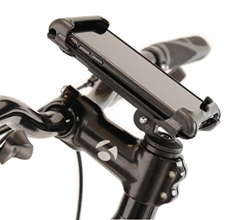 Delta Smart Cell Phone Bike Motorbike Motorcycle Holder Caddy Mount Case for iPhone Android Samsung HTC Waterproof