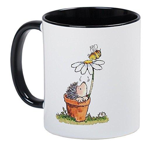 CafePress - Hedgehog - Unique Coffee Mug, Coffee Cup