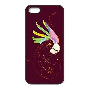 Artwork iPhone 5,5S Case Black