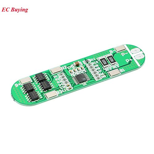 Muccus 4S BMS Li-ion 18650 14.8V Battery Protection PCB 4s 18650 Polymer Lithium Battery Module 10A Electronic Protected - 18650 Battery Lithium Protected