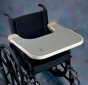 Molded Lap Tray (Comfort Pad for Economy Molded Lap Tray - Comfort Pad with Tray)