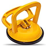 WFPOWER Aluminum Suction Cup Yellow Handle Lifter
