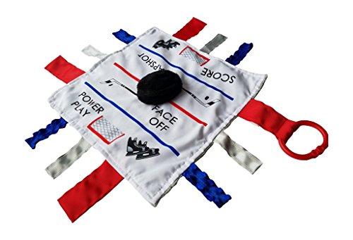 Hockey Baby Blanket - 1