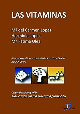 Amazon.com: Las vitaminas (Este capitulo pertenece al libro ...
