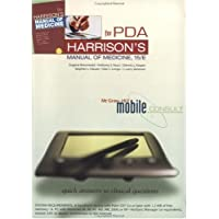 Harrison's Manual of Medicine, 1 CD-ROM for PDA For Windows 95/98/NT 4.0/ME/2000/XP and Palm OS 3.x