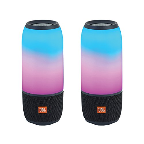JBL Pulse Portable Bluetooth Speakers product image