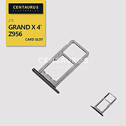 Amazon.com: Replacement for ZTE Z956 Grand X 4 SIM Micro SD ...