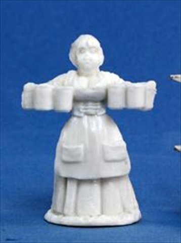 Townsfolk: Wench (1) Miniature