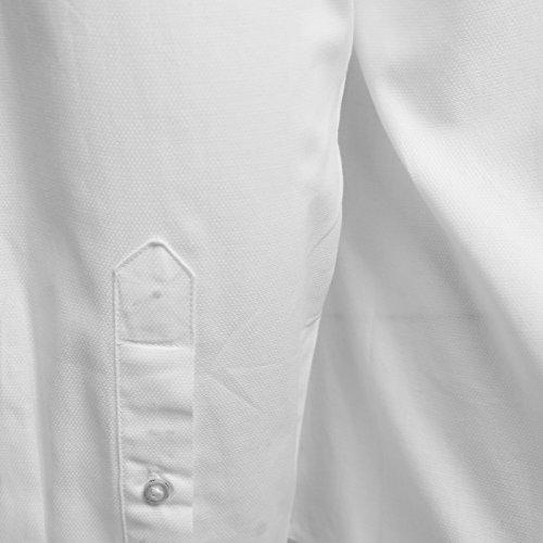 Penguin Shirt White Cotton Original Dobby 1c6qvwdya