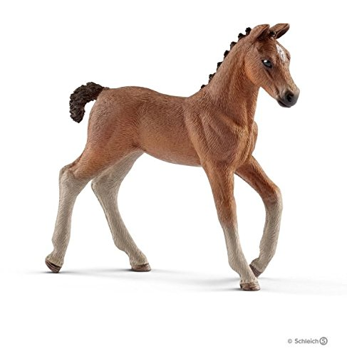 Schleich North America Hanoverian Foal (Foal Horse Heads)