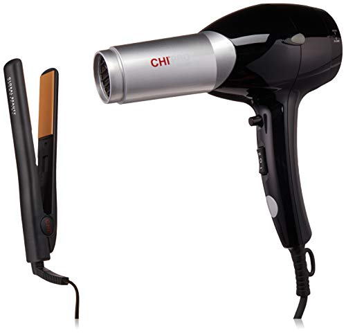 New Chi Swing Machine CHI I Love CHI Combo Deal with CHI PRO Dryer, CHI Original 1″ Straightening Iron and I Love CHI Tote, 5 lb. 2019